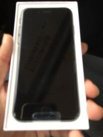 Unopened IPhone 6 128g space grey