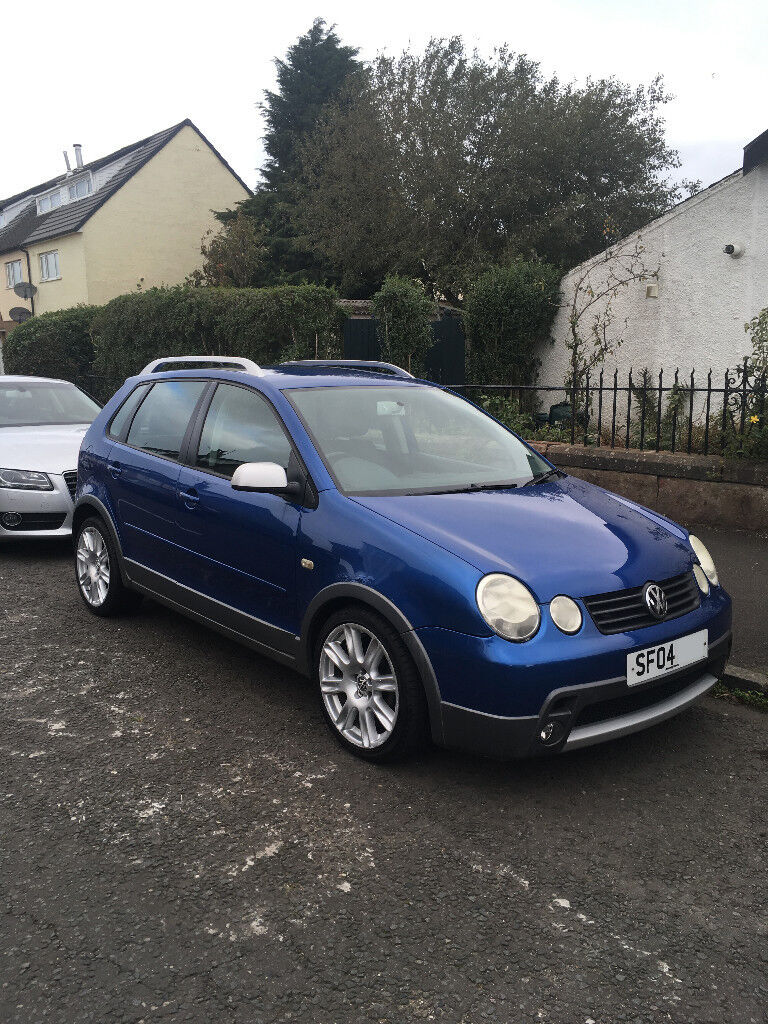 Vw Polo Dune 1 4 Tdi 2004 Rare Model
