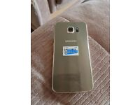 Samsung Galaxy S6 64gb Gold