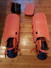 Hockey Goalie Mercian Academy Foam Pads