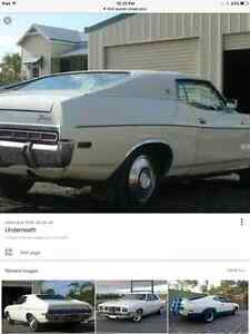 1976 Ford Falcon Coupe wanted reward paid Woolloongabba Brisbane South West Preview