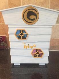 Disney The Hive playset