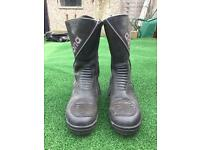 Men's Biker Boots Size 10.5