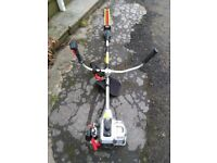 Spear and jackson long reach petrol strimmer