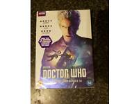 Doctor who series 10 dvd