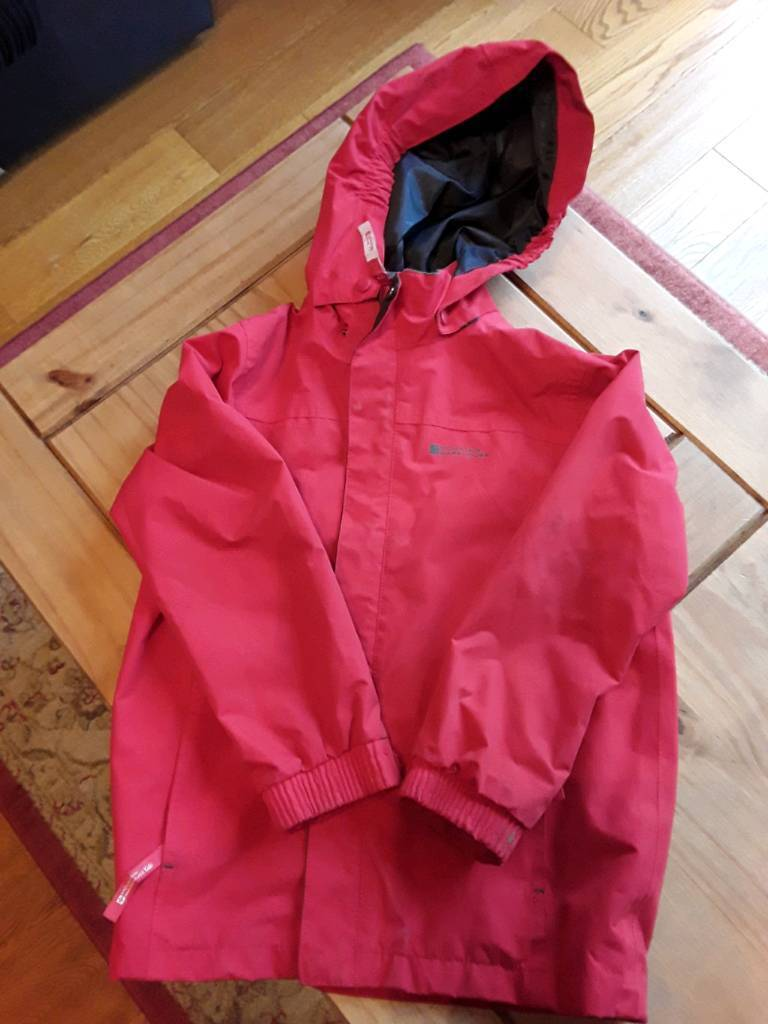 7b80a50f409d Boys waterproof Jacket