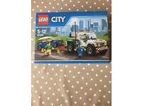 Lego city recovery truck 60081