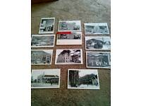 Picture /Postcard Set of China in Black and White. £3.00 Can Post.