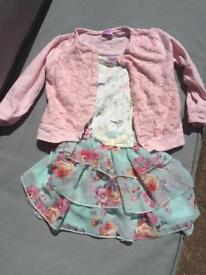 Girls age 2-3 yrs summer outfit