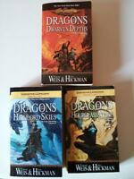 Dragonlance:  The Lost Chronicles trilogy