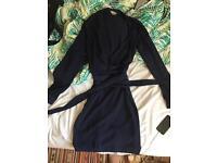 Navy Size 16 ASOS Dress