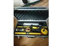 Swivel Lazer level kit