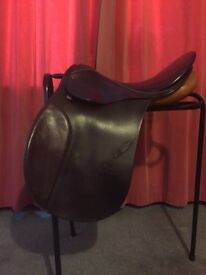 18 inch Stubben Horse Saddle