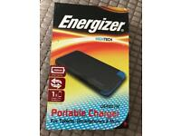 Energizer portable charger