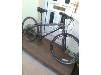 BIKE FOR SALE -- A RIDGEBACK -CYCLONE-UNISEX --IN VGC