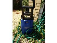 Near Perfect Nilfisk C120.6 High Powered Pressure Washer (Jet Wash) For Sale