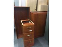 Selection of Wooden cabinets