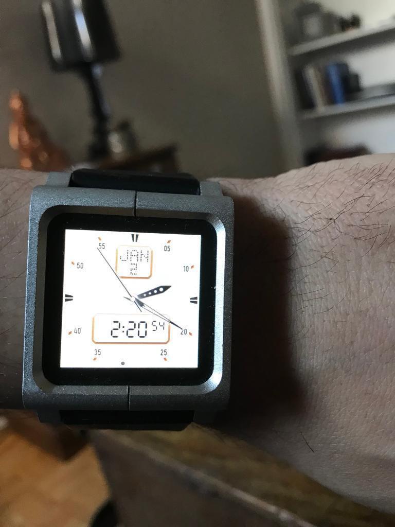 Apple IPod Watch / Fitness monitor