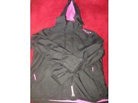 Ladies Superdry Windcheater Coat