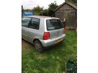 Volkswagen Lupo 1.4, Automatic, 108,214 miles