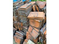 Reclaimed ACME Red Roof Tiles
