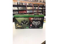 Limited edition Xbox One wired controller battlefield 1 Titanfall 2 new £30 available in store!!