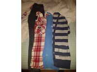 Superdry shirt, Superdry cardigans and jeggings