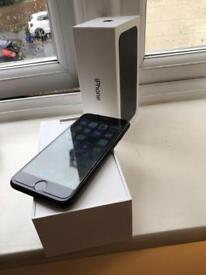 As New IPhone 7 32GB - Unlocked - Matt Black