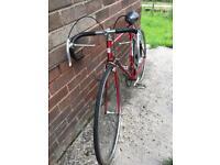 Vintage Peugeot cycle