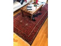 large persian rug, high quality 10 feet by 5 feet, (3m x 1.5m)