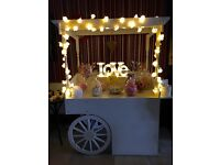 Sweet Cart/ Candy Cart Hire