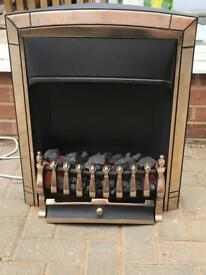 Electric Fire heater