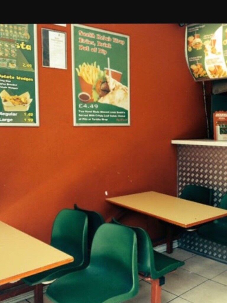 fully equipped business for sale in a good location