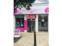 Hairdressing /Nail Technician/Chair To Rent In a Prime High Street Beauty Salon