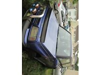 suzuki vitarra jeep spares or repair