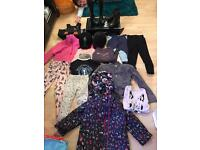 Job lot girls approx age 8-9 riding gear whole essentials