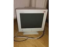 "LG Flatron 795FT 17"" CRT Monitor"
