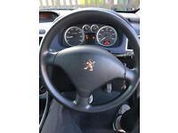Peugeot 307 from 2003 , MOT valid till 31/01/2018 , good condition