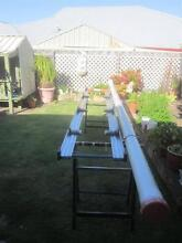 Rhino Roof extension Ladder Rack (3.0m) long and Bazooka Conduit. Ellenbrook Swan Area Preview