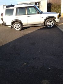 LAND ROVER DISCOVERY TD5 £3600