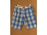 Mens large superdry shorts