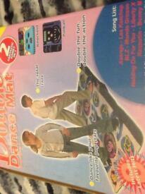 Double dance mat Christmas kids family fun games £18 ono