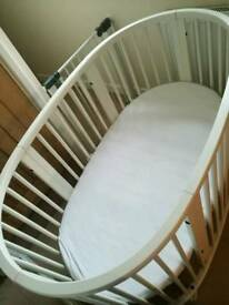 Stokke crib and cot