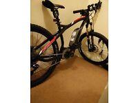 Lapierre Overvolt HT 500 2015 Electric Mountain Bike - Bosch Nyon Sat Nav Upgrade!!!