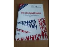 Life in the United Kingdom Official Book TSO Home Office