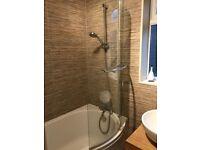 Bath, shower & screen
