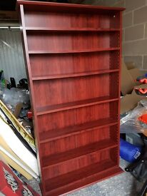 DVD/Blu Ray/CD Storage Shelving Unit Bookcase