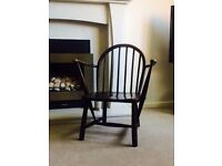 Small Genuine Vintage ERCOL chair