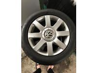 VW Golf MK5 Alloy Wheels 16s