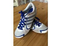 ADIDAS RUNNING SPIKES SIZE UK 5 1/2